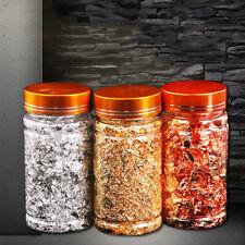 3g/5g/10g Aluminum Foil Flakes Luxury Nail Art Sequins Fragments Glitter Decor