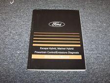 2011 Ford Escape Hybrid Powertrain Control & Emissions Service Repair Manual