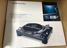 Audio-Technica AT-LP1240 USB Direct Drive Turntable DJ Deck Hi-Fi Record Player