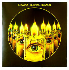 "12"" LP-Strawbs-Burning for you-c1853-Slavati & cleaned"