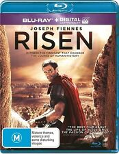 Risen (Blu-ray, 2016) NEW