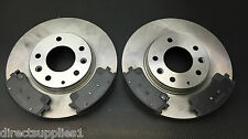 MAZDA 6 02-07 FRONT BRAKE DISCS AND PADS 2.0 2.0 Di 2.3 OE QUALITY