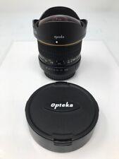 Opteka 6.5mm F 3.0 Fisheye Lens Digital Camera Lens (Gal108428)