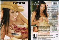 Playboy Centerfold Playmate of the Year Carmella DeCesare New Erotic DVD