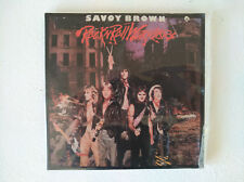 CD Savoy Brown-Rock 'n' roll Warriors - 1981 minisleeve LP Printed in USA OVP