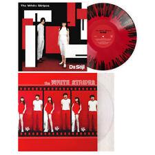De Stijl - The White Stripes Exclusive VMP Red Black Splatter & Clear Vinyl Pack