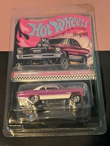 NEW Hot Wheels RLC 2021 HWC Exclusive 1966 '66 Chevy Super Nova - Sealed