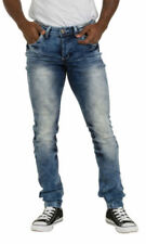 Jeans da uomo Skinny, slim Blu Taglia 42