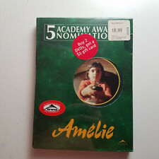 New - Amelie French Dvd - Fast Shipping