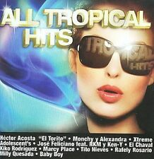 All Tropical Hits by Various Artists (CD, Mar-2009, Venevision Records)