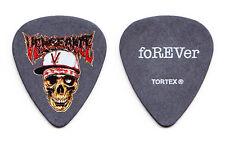 Avenged Sevenfold Zacky Vengeance REV Tribute Black Guitar Pick - 2011 Tour