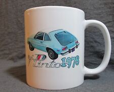 1978 Ford Pinto 3-Dr Runabout Coffee Cup, Mug - New - Classic 70's - Sharp