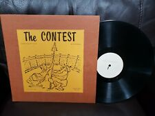 The Contest Vinyl Comedy LP Party Time Records