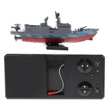 Remote Control Frigate Boats Watercraft for Kids Boys- Pools and Lakes Toy