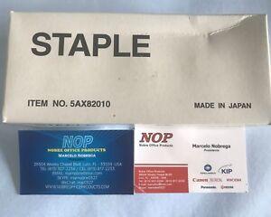 GENUINE Kyocera Staple L1 5AX82010 TSC105 F247790000 2960880 Type G 4623371 *T