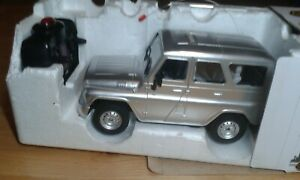 UAZ RC military truck WPL scale 1:16