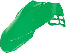 ACERBIS SUPERMOTARD FRONT FENDER (GREEN) Fits: Kawasaki KX250F,KX450F,KX250,KX12