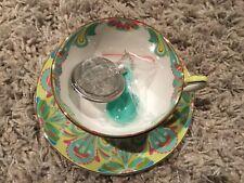 T2 Dream Team Jade Mountain Green Tea + Cup & Saucer, Total Tool, BNIB
