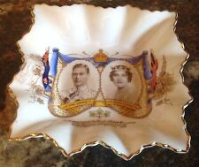 VINTAGE 1939 COMMEMERATIVE KING GEORGE QUEEN ELIZABETH VISIT CANADA UNITED STATE