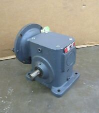 BROWNING 175C1-LR15E 15:1 RATIO 3 WAY RIGHT ANGLE GEARBOX 1HP 439 IN/LB