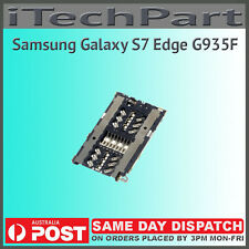 Genuine Samsung Galaxy S7 Edge G935F Sim Card Holder Memory Reader Replacement
