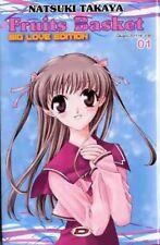 manga DYNAMIC DYNIT FRUITS BASKET BIG EDITION numero 1