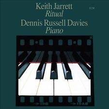JARRETT, KEITH & DENNIS R - RITUAL NEW VINYL RECORD