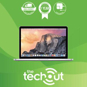 "Apple MacBook Pro Retina i7 A1398 15"" 2.60GHz 8GB 512GB SSD 2012 Silver Grade A"
