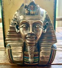 New listing King Tut's Bust. Brand New. Made Out Of Resin.