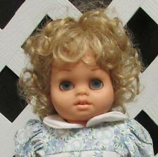 "Doll Wig Monique ""Sweetie"" size 8/9 LT STW BLND - Casual Curls"