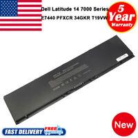 34GKR E7440 Battery For Dell Latitude E7250 E7450 PFXCR 451-BBFT Notebook PC
