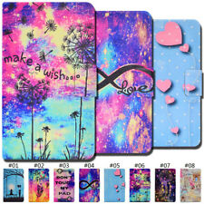 For Samsung Galaxy Tablet Case Cover Flip Stand PU Leather Smart Wake/Sleep Skin