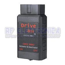 Drive Box EDC15/ME7 OBD2 IMMO Deactivator Activator For Audi Skoda VW Golf Seat
