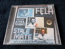 New & Sealed, FELA KUTI - Stalemate / Fear Not For Man, CD 1999, Rarer Blue Copy