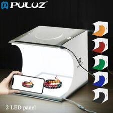 Portable Lightbox Photo Studio Box Tabletop Shooting Tent Photography Softbox