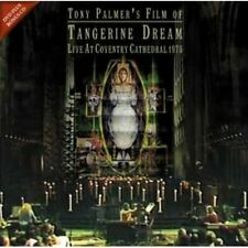 Tangerine Dream -Live At Coventry Cathedral (Dvd+cd)[Region 2]