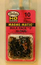 Kadee HO Scale 5 Coupler 932 Center 10pr