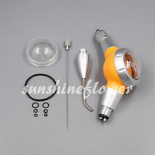Dental Air Flow Teeth Polishing Polisher Handpiece Hygiene Prophy Jet 4 Holes H4