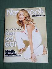 NOTEBOOK  - UK SUNDAY MAGAZINE - 6 APRIL 2014 - AMANDA HOLDEN - COLEEN NOLAN
