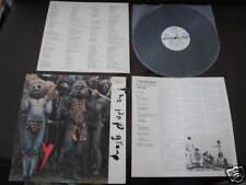 The Pop Group Y Japan Original Promo Vinyl LP Mark Stewart On-U Rip Rig Panic