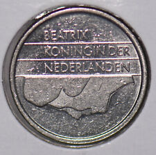 Netherlands 1998 25 Cents  900424 combine shipping