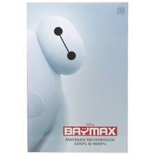 Medicom Be@Rbrick Baymax 100% 400% Bearbrick Figure Set