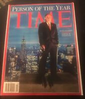 RUDY GUILIANI SIGNED 8X10 PHOTO TIME MAGAZINE COVER TRUMP W/COA+PROOF RARE WOW