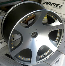 "20"" MRR VP3 Wheels Set for Nissan 350z 370z G35 G37 Q50 Lexus GS SC LS Concave"