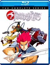 ThunderCats: The Complete Series | New | Sealed | Blu-ray Region Free