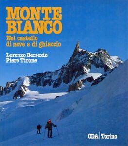 Monte Bianco Nel Castelo di neve e di ghiaccio Bersezio Tirone Montagna CDA 🤩🤩
