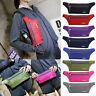Outdoor Sport Waist Pack Ultra-thin Belt Fanny Pack Crossbody Phone Pocket Bag
