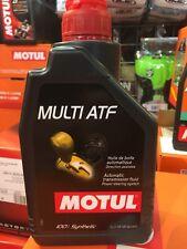 MOTUL MULTI ATF 100% Synthetic Automatic Transmission  1 LITER  103221