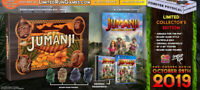 Jumanji: The Video Game Collectors Edition, Limited Run and OG PS4 New