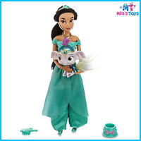 Disney Aladdin's Jasmine Palace Pet Doll Set brand new in box